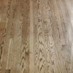 Sanding and finishing flooring contractor in Virginia Beach by artistic flooring before Image